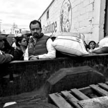 ANTORCHISTAS EXIGEN ACELERAR APOYOS DE AGROINSUMOS
