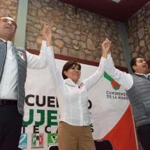 HOY, CIERRE DE CAMPAÑA DE JUDIT GUERRERO