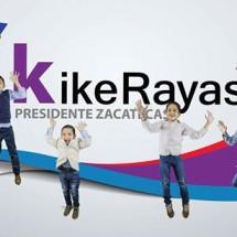 EN LA BICENTENARIO, EL CIERRE DE KIKE RAYAS