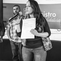 RECIBE IEEZ REGISTRO DE CANDIDATURAS A LA EXTRAORDINARIA