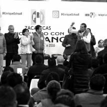 DIRIGENCIA NACIONAL CIERRA FILAS CON JUDIT GUERRERO
