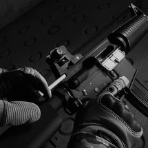 LO ACRIBILLAN CON UN AR-15 EN GUADALUPE