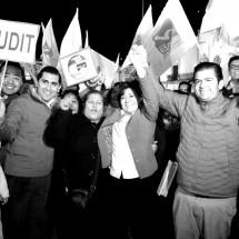 GANA JUDIT CON 13% DEL PADRÓN ELECTORAL MUNICIPAL