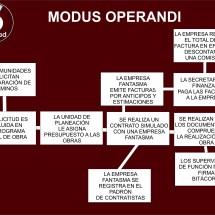 EXHIBEN PRESUNTA RED DE CORRUPCIÓN DE MIGUEL ALONSO
