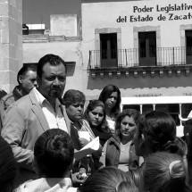 SUSPENDEN ANTORCHISTAS MOVILIZACIONES; LOGRAN ACUERDOS