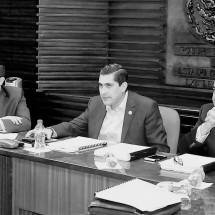 COMISIÓN DE PRESUPUESTO ANALIZA PAQUETE ECONÓMICO 2017