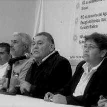 """QUINCE DÍAS DESPÚES, PROTESTAN PERREDISTAS ZACATECANOS  POR """"GASOLINAZO"""""""