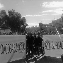 """SIGUEN LAS MOVILIZACIONES CONTRA """"GASOLINAZO"""" EN ZACATECAS"""