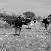 RESPONDE EL CRIMEN ORGANIZADO CON 2 EJECUTADOS HOY