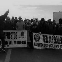 OPERADORES GUBERNAMENTALES, INCAPACES ANTE CONFLICTO MINERO