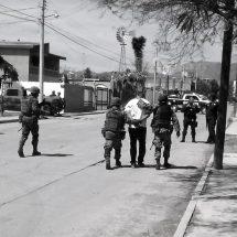 ATACAN A MILITARES EN JEREZ: HAY UN DETENIDO Y UN HERIDO