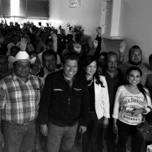 CON PROGRAMAS SOCIALES REGRESA DAVID MONREAL A MUNICIPIOS