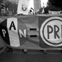 EN 2018 MORENA IRÁ CONTRA EL SISTEMA PAN-PRI