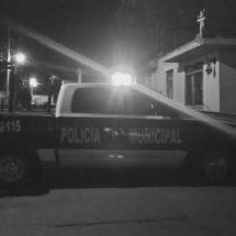 ATACAN A POLICÍAS AHORA EN VILLANUEVA