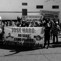 SOLO PROMESAS OBTIENEN MANIFESTANTES EN FRESNILLO