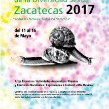 PROGRAMA FESTIVAL CULTURAL DE LA DIVERSIDAD SEXUAL 2017