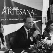 """PRESENTAN LAS ACTIVIDADES DEL """"ZACATECAS ARTESANAL"""" EN PLAZA GALERÍAS"""