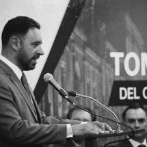 OFRECE GOBERNADOR TRANSPARENCIA Y TRABAJO CONJUNTO A EMPRESARIOS