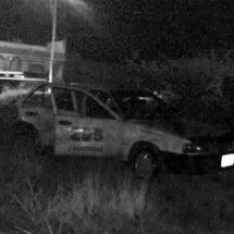 EJECUTAN A TAXISTA DEL AUTO 295 ESTA MADRUGADA