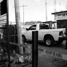 UN MUERTO Y UN HERIDO, SALDO ATAQUE ARMADO EN ABASTOS