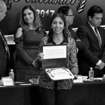 SENADO DE LA REPÚBLICA RECONOCE A LOS PERIODISTAS ZACATECANOS MARY CHÁVEZ Y MANOLO MANCERA