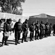 SIGUEN DESAPARECIDOS  6 POLICÍAS MUNICIPALES Y UNA JOVEN