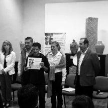 PREMIAN A GANADORES DE LOS CONCURSOS DE CERÁMICA Y ALFARERÍA Y FIBRAS VEGETALES 2017