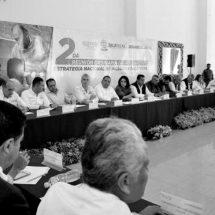 ANALIZAN AVANCES DE LA ESTRATEGIA NACIONAL DE INCLUSIÓN EN ZACATECAS