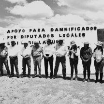 """DIPUTADOS JUNTAN UNA """"VACA"""" PARA APOYAR A DAMNIFICADOS POR LLUVIAS"""