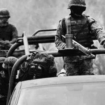 COMANDO ARMADO ATACA VALPARAÍSO; HAY 2 SOLDADOS HERIDOS