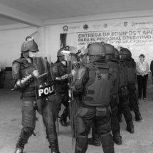 """PRESUMEN COMPRA DE EQUIPO ANTIMOTINES PARA """"CIUDAD EDUCADORA"""""""