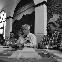 CONGRESO CENECISTA, DE PASARELA DE CANDIDATOS, LISONJAS Y APLAUSOS