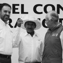 CONCLUYEN 258 CONFLICTOS AGRARIOS EN ZACATECAS