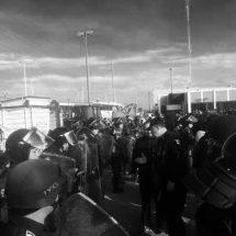 REALIZAN OPERATIVO EN CERERESO; HAYAN ARMAS PUNZO CORTANTES Y OBJETOS PROHIBIDOS