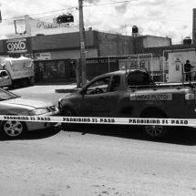 ENFRENTAMIENTO DOMINGUERO; UN ESTATAL Y AGRESOR HERIDO