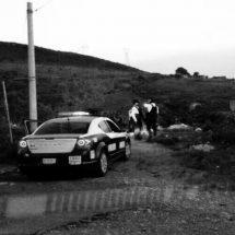 LO EJECUTAN AL CAER LA TARDE EN EL JARALILLO