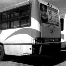 INSEGURO Y DE ALTO RIESGO EL TRANSPORTE PÚBLICO DE ZACATECAS