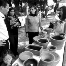 SUSTICACÁN RECUERDA A LOS FIELES DIFUNTOS EN FERIA CULTURAL