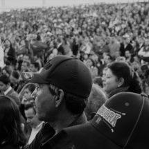 """""""SOY UNO MÁS DE USTEDES"""", AFIRMA TELLO ANTE MILES DE ZACATECANOS EN SU 1er INFORME DE GOBIERNO"""
