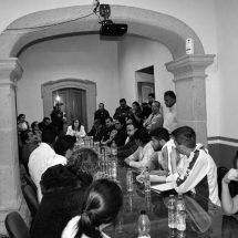ACUERDAN REFORZAR VIGILANCIA EN EL CORREDOR CALERA-ZACATECAS