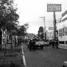 CHOCAN VERSIONES SOBRE TIROTEO EN LA GARCÍA SALINAS
