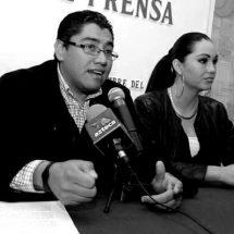 GEOVANNA Y SAÚL EN FÓRMULA PARA EL SENADO