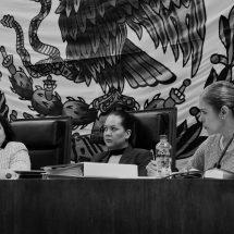 DIPUTADOS CUESTIONAN A SECRETARIOS DE FINANZAS, ADMINISTRACIÓN Y FUNCIÓN PÚBLICA DURANTE GLOSA