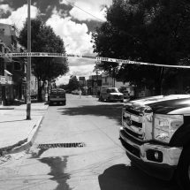 SICARIOS EJECUTAN A HOMBRE EN GUADALUPE, VAN 3 ESTE MARTES