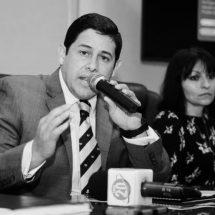 JORGE MIRANDA PIDE AL IEEZ NO POLITIZAR SU FALTA DE PRESUPUESTO