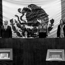 VIOLENCIA E INSEGURIDAD, TEMAS CENTRALES EN LA PRIMERA GLOSA ANTE DIPUTADOS