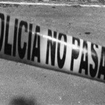 HALLAN CUERPO SEMIENTERRADO EN VILLA DE COS