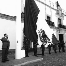 GOBERNADOR LLAMA A CONMEMORAR CON CONSCIENCIA HISTÓRICA FESTEJOS REVOLUCIONARIOS