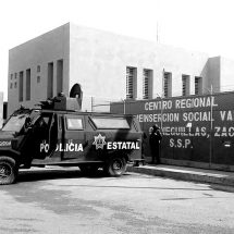 REO SE ABURRIÓ DE PASAR 20 AÑOS EN LA CÁRCEL… Y SE SALIÓ.