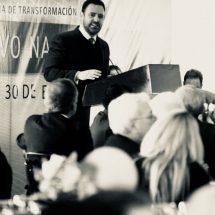ANTE EMPRESARIOS, EXPONE TELLO LAS BONDADES DE ZACATECAS PARA INVERTIR